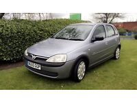 vauxhall corsa 1.2 twinport design serviced