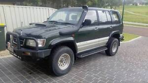 2000 Jackaroo 5 Seater Turbo Diesel East Maitland Maitland Area Preview