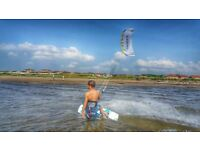 Core Gts 3 17m kitesurf light wind kite