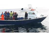 Offshore 27 Charter Fishing Boat