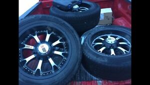 Wheels for trade