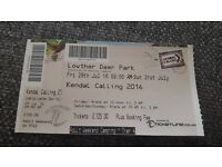 Kendall Calling festival tickets