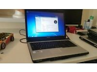 Toshiba Laptop,good Condition,all Reset.