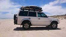 1999 Mitsubishi Pajero Wagon 4WD Campervan For Sale Beaumaris Bayside Area Preview