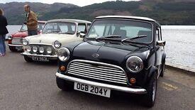 1380cc Mini Mayfair