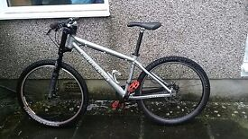 Cannondale F4 lefty mountain bike