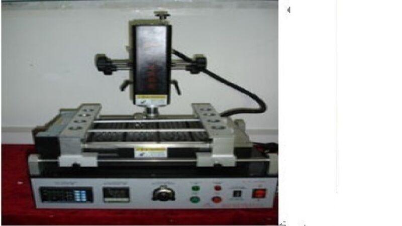 High-precision IR-Heating BGA Rework Station