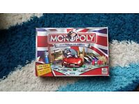monopoly complete with all game parts !