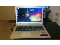 Used Lenovo 500-15ISK 15.6″ Core i5 2.3 GHz 12 GB RAM 1 TB HDD Graphics AMD Radeon R7 M360 - White