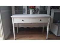 Beautiful Dressing Table/ Desk - refurbished with chalk paint