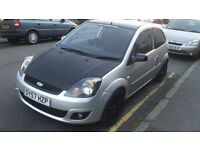 ford fiesta 57 plate 1.2 engine 85 k miles