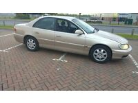 vauxhall omega 2.5 v6 (rare v6 Manual, RWD with 168 bhp)