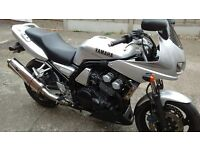 FZS 600 fazer broken bike most parts availlable