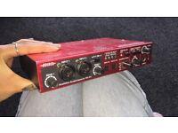 Roland Edirol Firewire Audio Capture FA-101 Interface/Soundcard