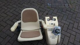 Brookes Acorn Superglide 120 Stair Lift