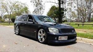 2002 Nissan Stagea Wagon Chapel Hill Brisbane North West Preview