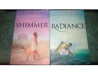 Shimmer and Radiance books 2 of 3 ( Teen Books)