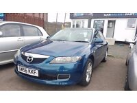 *TRADE IN TO CLEAR* MAZDA 6 TS2 2.0 (2007) - LOW MILEAGE - HIGH SPEC - NO MOT - HPI CLEAR!