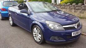 Vauxhall Astra Twintop Air Hardtop Convertible