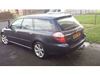 Subaru Legacy 2.0 Estate 4x4