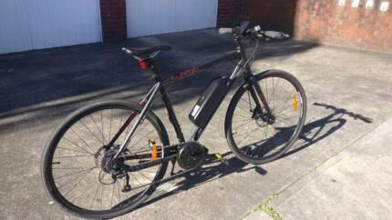 1000W Reid Urban X2 E-bike Mid-Drive with 14 AmpHour battery