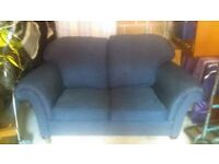2 seater sofa - free delivery