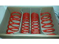 Mk1 Focus lowering springs Brand New