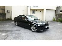 BMW E46 COUPE 330I SPORT SSG £320 OR SWAP BMW X5,AUDI A6 A8, VW PX