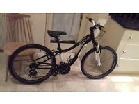 specialized hardrock boys mountain bike 21 speed