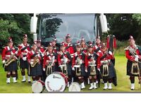Breaston Highlanders Marching Band Wants You!!