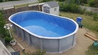 Pool liner changes