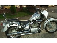 SUZUKI VL 125 Y IDEAL FIRST BIKE OR LEARNER