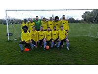 Cambridge Heath FC - Football Team in East London looking for players