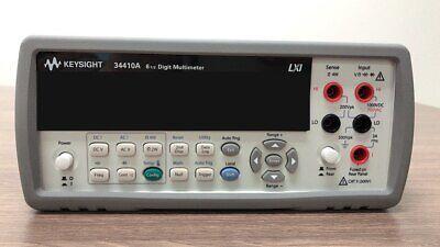Hpagilentkeysight 34410a Digital Multimeter 6 Digit