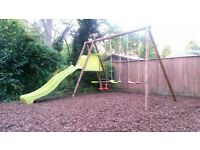Kids wooden play centre
