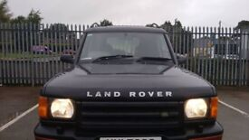2000 Landrover Discovery Commercial (Derry/ Donegal)