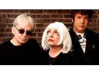 BLONDIE - DOWNSTAIRS STANDING - CAMDEN ROUNDHOUSE - WEDS 03/05 - £175!