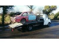 UK and international car transport service - 24/7