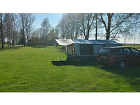 Conway Camberly trailer tent