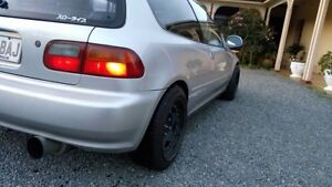 Civic eg vtec manual 1.6ltr jdm swap/trade Elizabeth Playford Area Preview