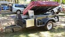 2010 Off road Camper Trailer including camping equipment. Yeppoon Yeppoon Area Preview