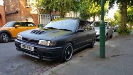1994 Nissan sunny Sr Gtir Rep jdm,pulsar,gtir,clasic,datsun