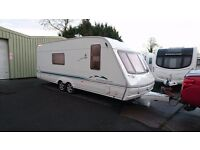 Swift Conqueror 580 4 berth caravan Awning, Twin Axle BARGAIN AT A LOW PRICE !!