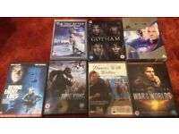 Assortment of movies and boxsets