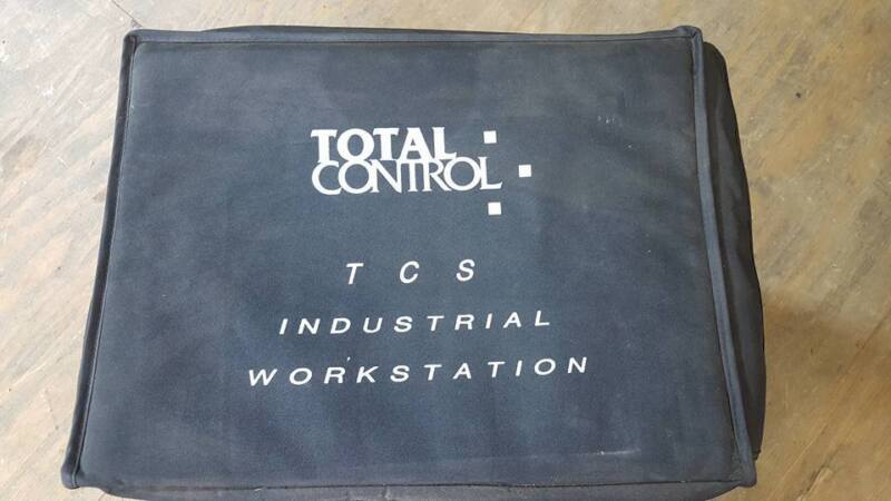 TOTAL CONTROL COMPUTER TOUCHPANEL PANEL TCS100-12001S  W38