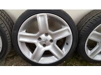 Peugeot 206 GTI 17inch alloys for sale £220