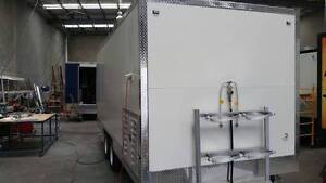 Mobile food vans & Trucks pty ltd Melbourne CBD Melbourne City Preview