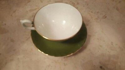 aynsley bone china cup and saucer.
