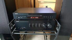 NAD 3020A Stereo Amplifier (vintage hifi amp audio hifi