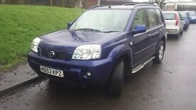 Breaking for parts NISSAN X TRAIL 2.2 DCI SPORT 2003